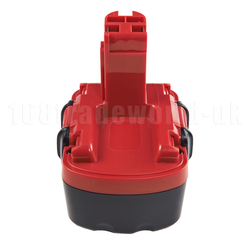 Batteria 14,4v 3,0Ah Ni-Mh per Bosch 2607335677,2607335678,2607335685,2607335686
